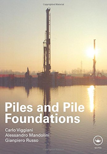 9780415490665: Piles and Pile Foundations