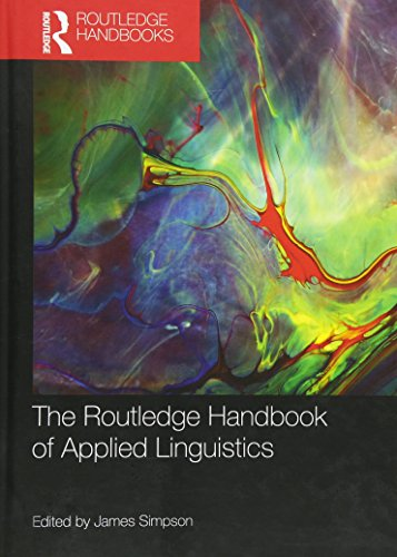 9780415490672: The Routledge Handbook of Applied Linguistics (Routledge Handbooks in Applied Linguistics)