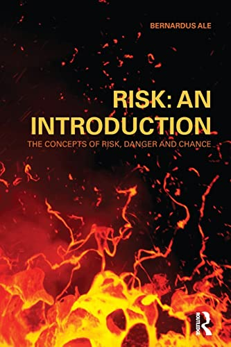 9780415490900: Risk: An Introduction: The Concepts of Risk, Danger and Chance