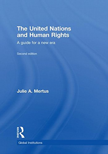 9780415491327: The United Nations and Human Rights: A Guide for a New Era (Global Institutions)