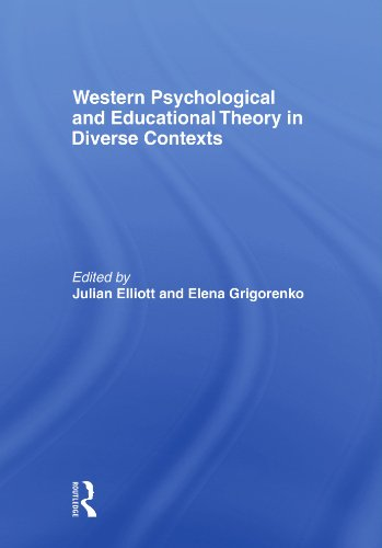 9780415491365: Western Psychological and Educational Theory in Diverse Contexts