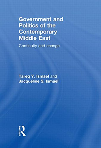 9780415491440: Government and Politics of the Contemporary Middle East: Continuity and Change