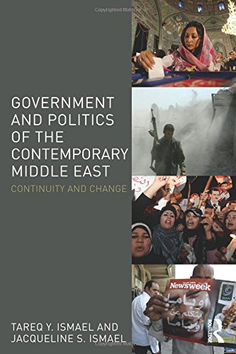 9780415491457: Government and Politics of the Contemporary Middle East: Continuity and Change