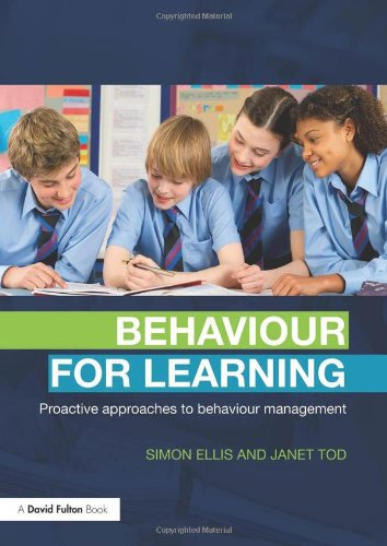 9780415491679: Behaviour for Learning: Proactive Approaches to Behaviour Management
