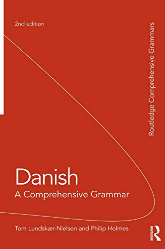 9780415491938: Danish: A Comprehensive Grammar (Routledge Comprehensive Grammars)