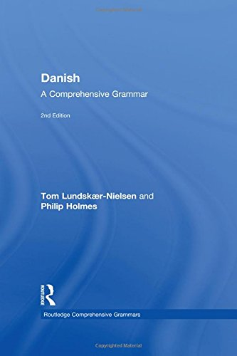 9780415491945: Danish: A Comprehensive Grammar (Routledge Comprehensive Grammars)