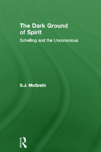 9780415492096: The Dark Ground of Spirit: Schelling and the Unconscious