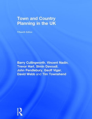 9780415492270: Town and Country Planning in the UK
