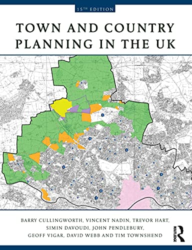 9780415492287: Town and Country Planning in the UK