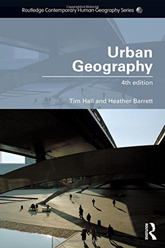 9780415492317: Urban Geography (Routledge Contemporary Human Geography Series)