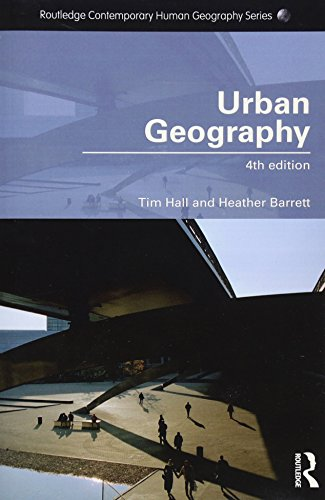 9780415492324: Urban Geography (Routledge Contemporary Human Geography Series)
