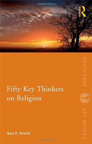 9780415492607: Fifty Key Thinkers on Religion (Routledge Key Guides)