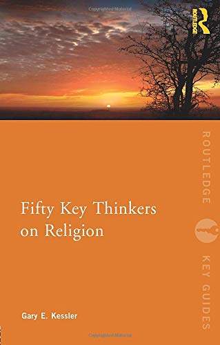 9780415492614: Fifty Key Thinkers on Religion (Routledge Key Guides)