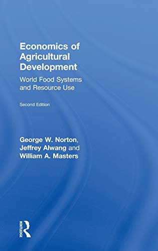9780415492645: Economics of Agricultural Development: 2nd Edition (Routledge Textbooks in Environmental and Agricultural Economics)