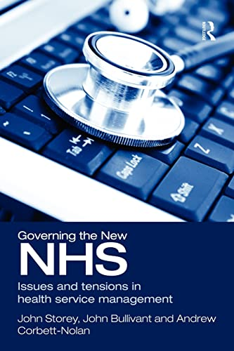 9780415492768: Governing the New NHS