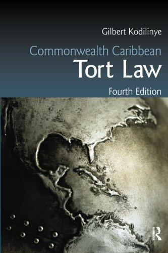 9780415492775: Commonwealth Caribbean Tort Law (Commonwealth Caribbean Law)