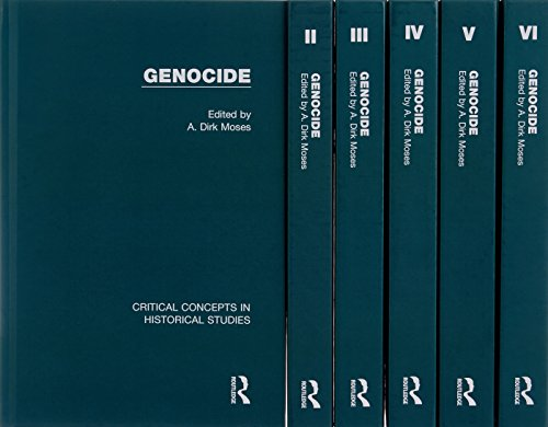 9780415493758: Genocide (Critical Concepts in Historical Studies)