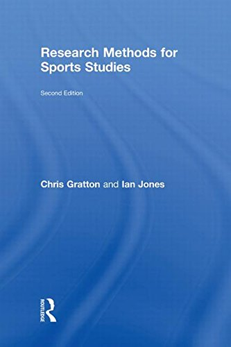9780415493925: Research Methods for Sports Studies