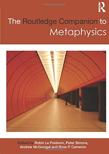 9780415493963: The Routledge Companion to Metaphysics