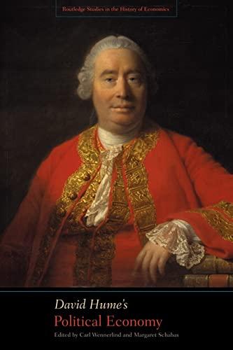9780415494137: David Hume's Political Economy (Rouledge Studies in the History of Economics)