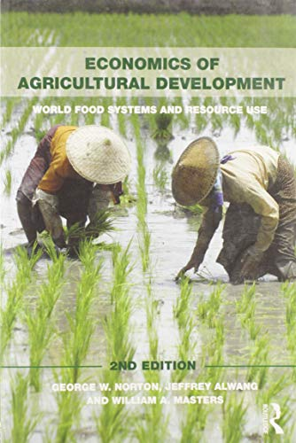 9780415494243: Economics of Agricultural Development: 2nd Edition (Routledge Textbooks in Environmental and Agricultural Economics)
