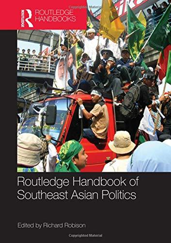 9780415494274: Routledge Handbook of Southeast Asian Politics