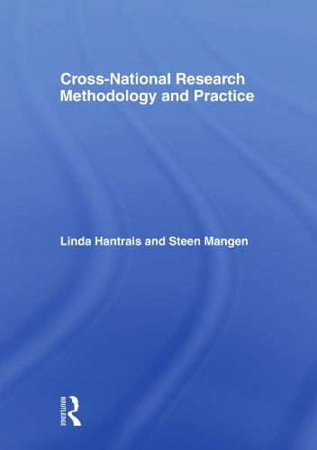 9780415494595: Cross-National Research Methodology and Practice
