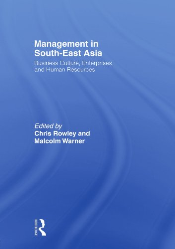 9780415494953: Management in South-East Asia: Business Culture, Enterprises and Human Resources