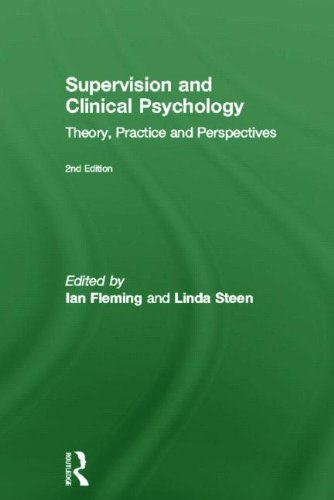 9780415495110: Supervision and Clinical Psychology: Theory, Practice and Perspectives