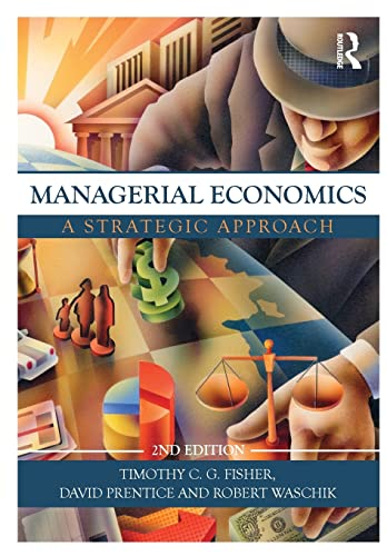 9780415495172: Managerial Economics, Second Edition: A Strategic Approach