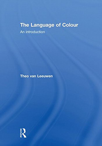 9780415495370: The Language of Colour: An introduction