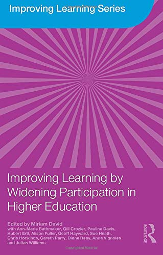Improving Learning by Widening Participation in Higher