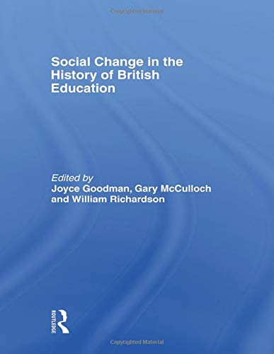 Social Change in the History of British