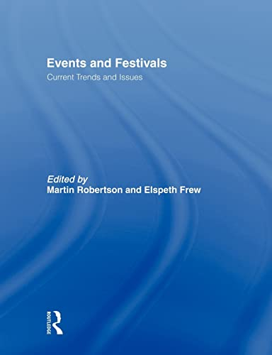 9780415495639: Events and Festivals