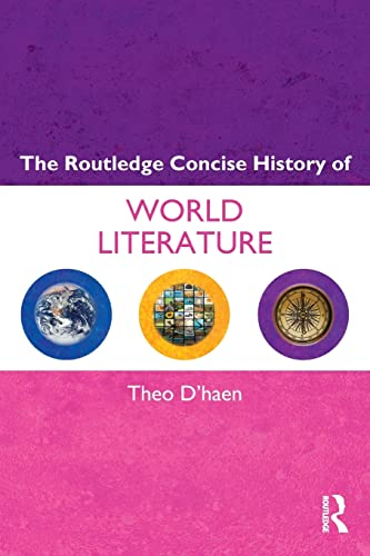 9780415495899: The Routledge Concise History of World Literature