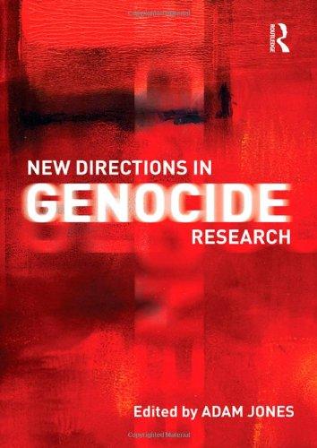New Directions in Genocide Research: Adam Jones