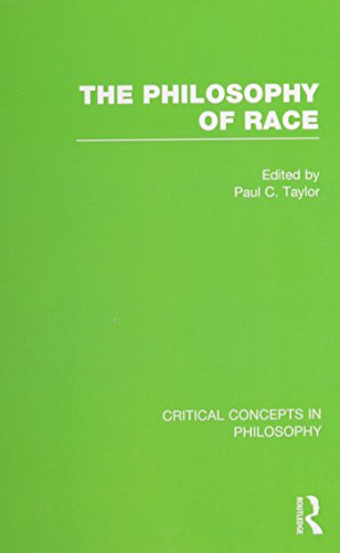 9780415496025: The Philosophy of Race (Critical Concepts in Philosophy)