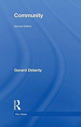 9780415496162: Community: 2nd edition (Key Ideas)