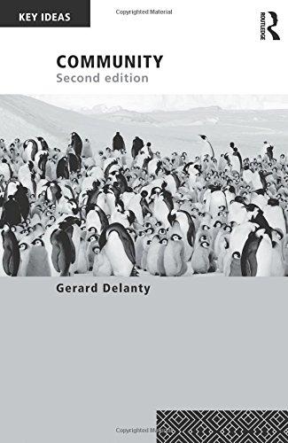 9780415496179: Community: 2nd edition (Key Ideas)