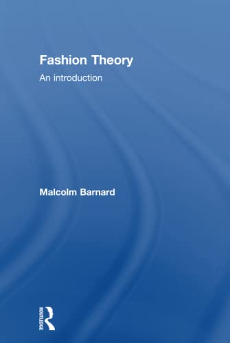 9780415496209: Fashion Theory: An Introduction