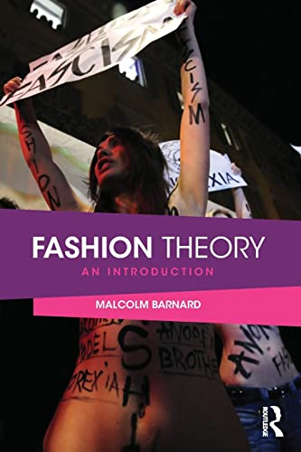 9780415496216: Fashion Theory: An Introduction