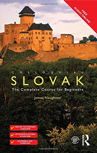 9780415496285: Colloquial Slovak: The Complete Course for Beginners