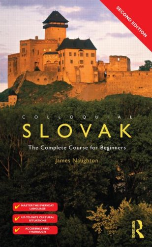 9780415496292: Colloquial Slovak: The Complete Course for Beginners
