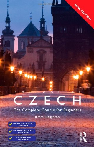 9780415496322: Colloquial Czech: The Complete Course for Beginners (Colloquial Series) With CD