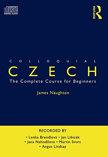 9780415496339: Colloquial Czech: The Complete Course for Beginners (Colloquial Series)