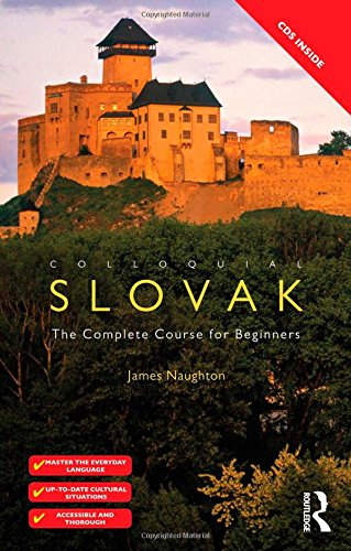 9780415496346: Colloquial Slovak: The Complete Course for Beginners (Colloquial Series)