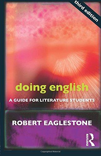 9780415496742: Doing English (Doing... Series)