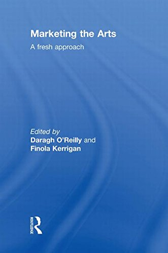 9780415496858: Marketing the Arts: A Fresh Approach