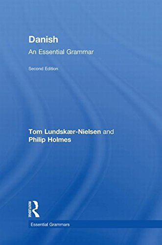 9780415496889: Danish: An Essential Grammar