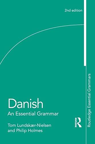 9780415496896: Danish: An Essential Grammar